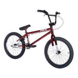 BMX Subrosa Altus gloss red 2015