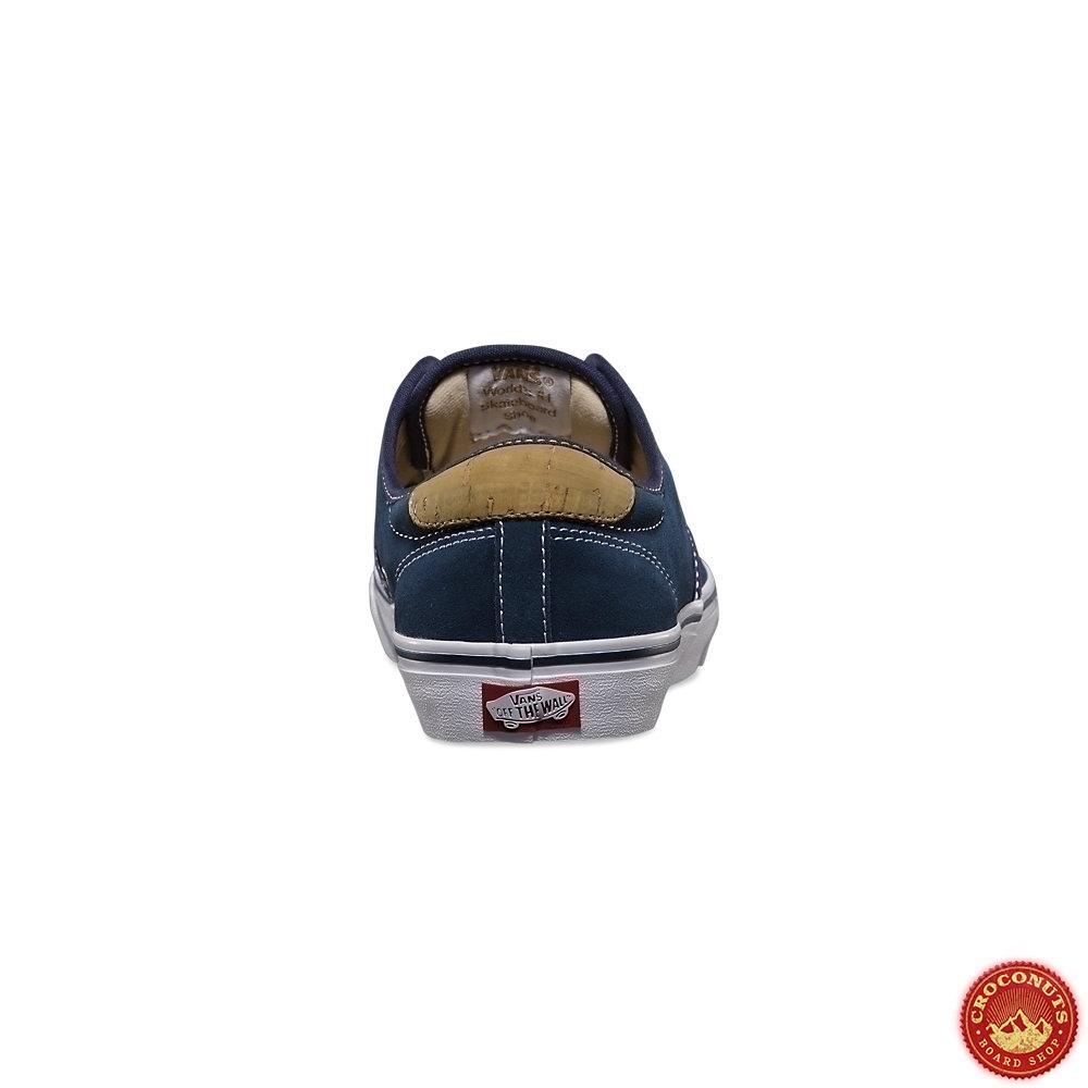 Shoes Vans Chima Ferguson Pro (Cork) NavyKhaki 2014