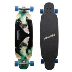 Madrid longboard  Twin 38.375 2014