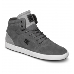 Chaussures DC Shoes Crisis High Grey Charcoal 2015