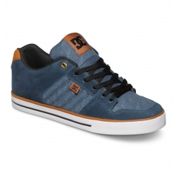 Chaussures DC Shoes Course XE Blue Brown Blue 2015