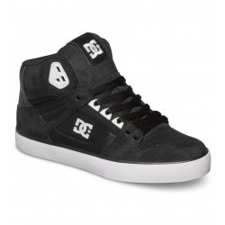 Chaussures DC Shoes Spartan High WC Black 2015