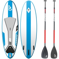 Paddle Fanatic Fly Air 10 + Pagaie+pompe 2014