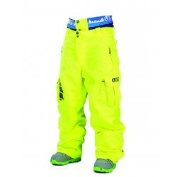 Pantalon Picture Partner Fluo Yellow 2016
