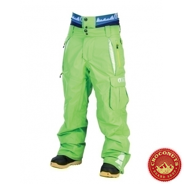 Pantalon Picture Door Green 2016