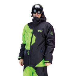 Veste Picture Year Black Green