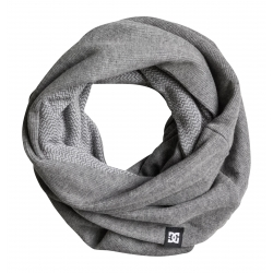 Neckwarmer DC Shoes Alley Hoop Heather Grey 2016 pour femme, pas cher