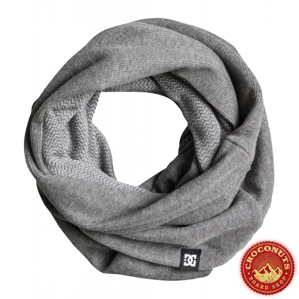 Neckwarmer DC Shoes Alley Hoop Heather Grey 2016