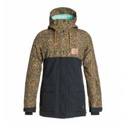 Veste DC Shoes Cruiser Hebon Leopard 2016