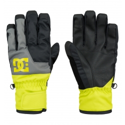 Gants DC Shoes Seger Lime Punch 2016