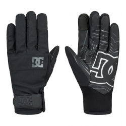 Gants DC Shoes Antuco Anthracite 2016