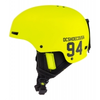 Casque DC Shoes Bomber Lime Punch 2016