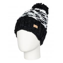 Bonnet Roxy Snow Slide Anthracite 2016 pour femme, pas cher