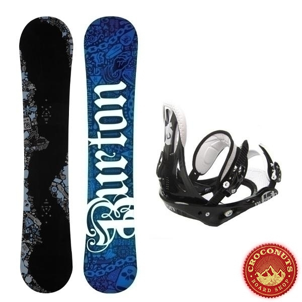 ostaa uusia kilpailukykyinen hinta virallinen Board+fixes Burton Bullet 2010