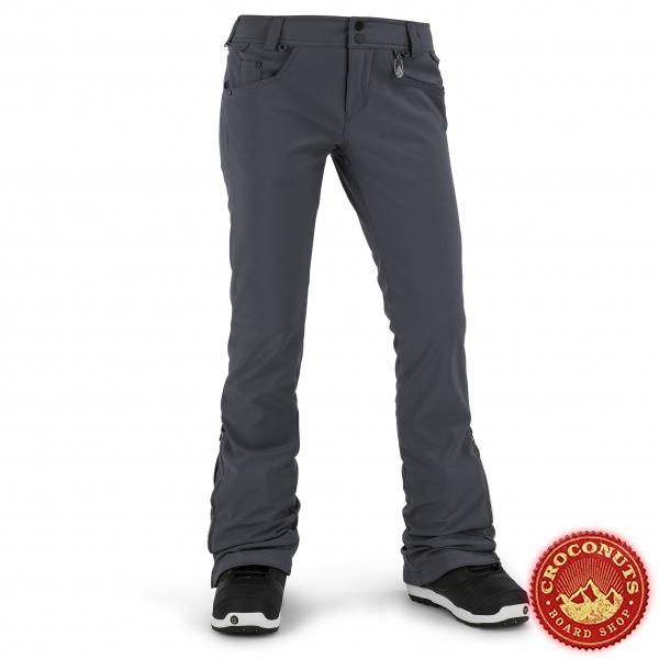 Pantalon Volcom Battle Stretch Charcoal 2016
