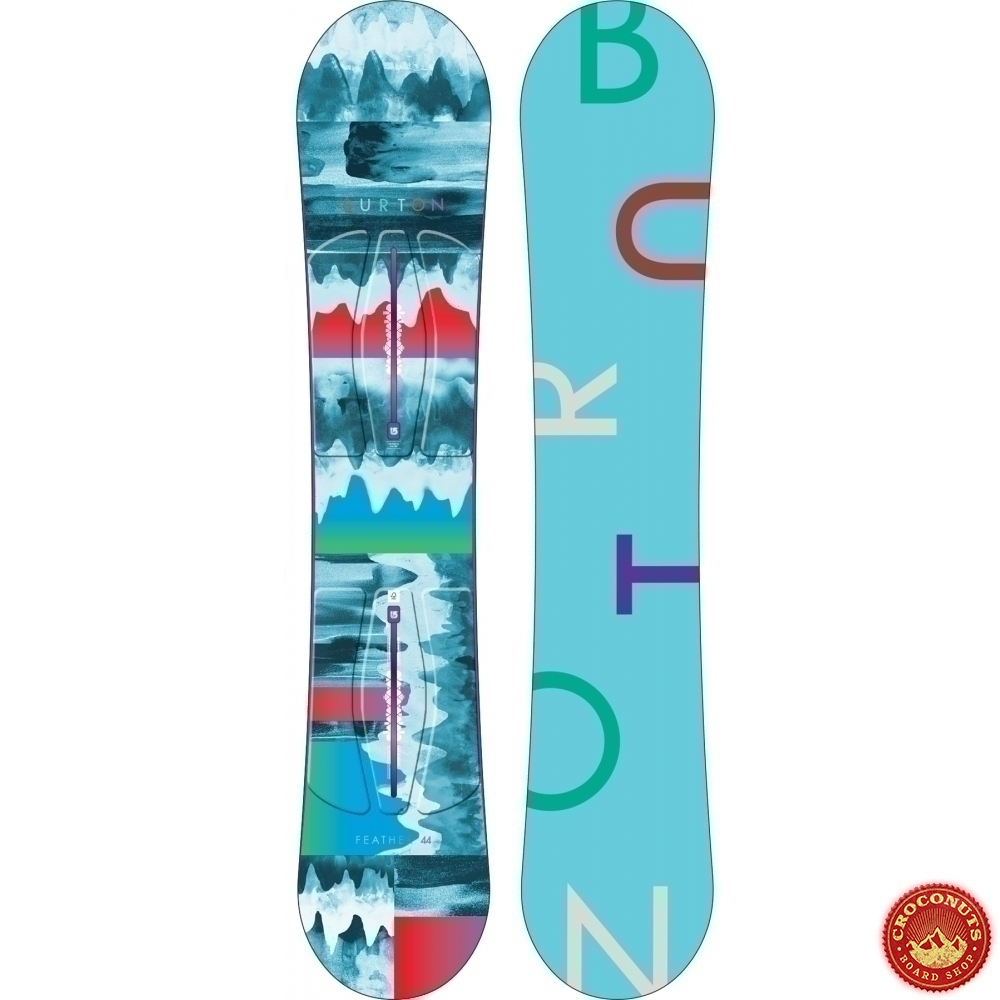 25 sur board burton feather snowboard pas cher for Housse burton snowboard