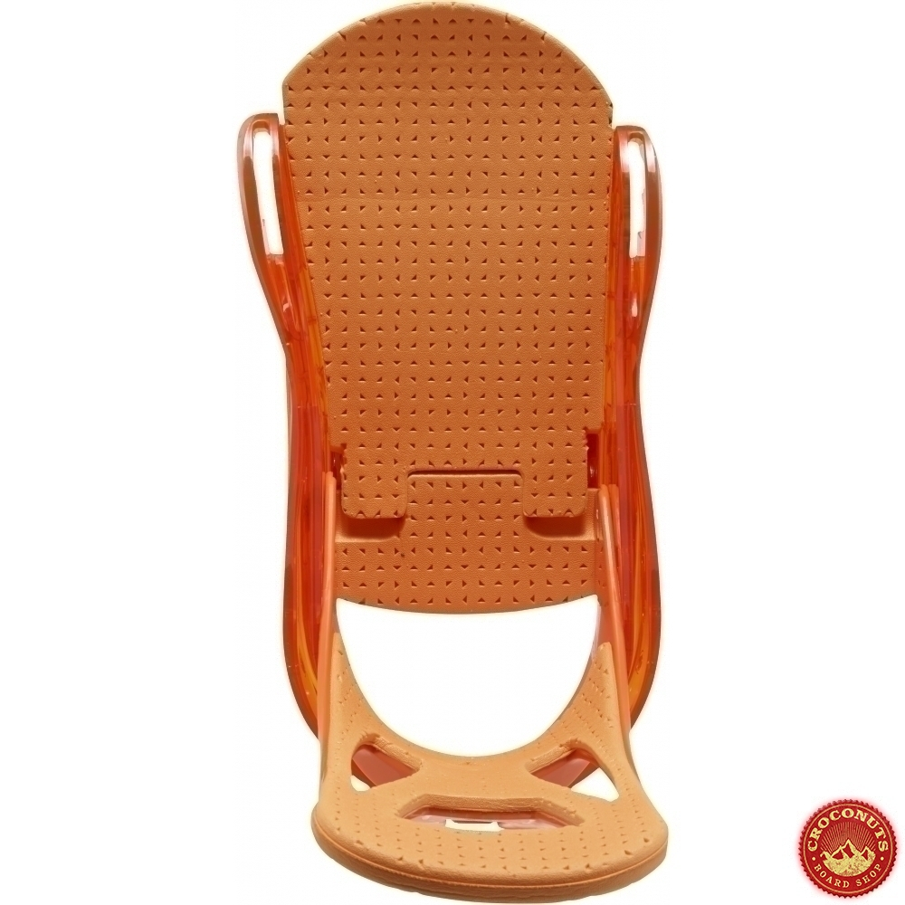 20 sur fixations burton freestyle orange snowboard pas. Black Bedroom Furniture Sets. Home Design Ideas