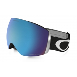 Masque Oakley Flight Deck Matte Black Prizm Sapphire Iridium 2021 pour homme