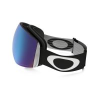 Masque Oakley Flight Deck Matte Black Prizm Sapphire Iridium 2021