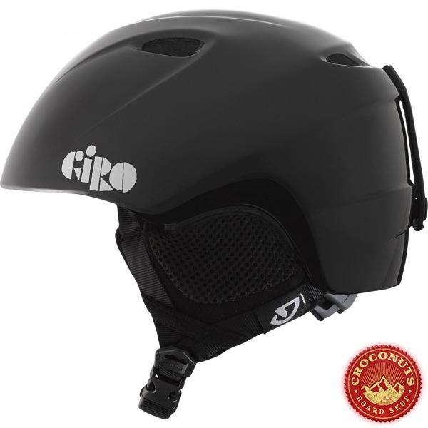 Casque Giro Singleshot Black 2016