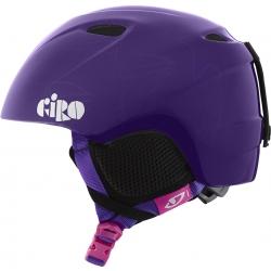 Casque Giro Singleshot Purple Stars 2016 pour junior, pas cher