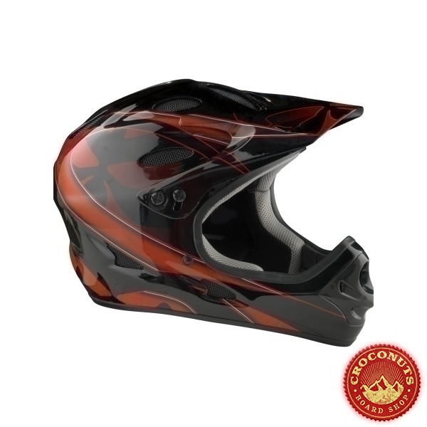 Casque Kali Savara Red 2016
