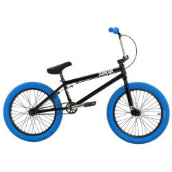 Bmx Subrosa Tiro Gloss Black / Blue Custom 2016