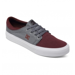 Chaussures DC Shoes Trase TX Oxblood/ LT Grey 2016