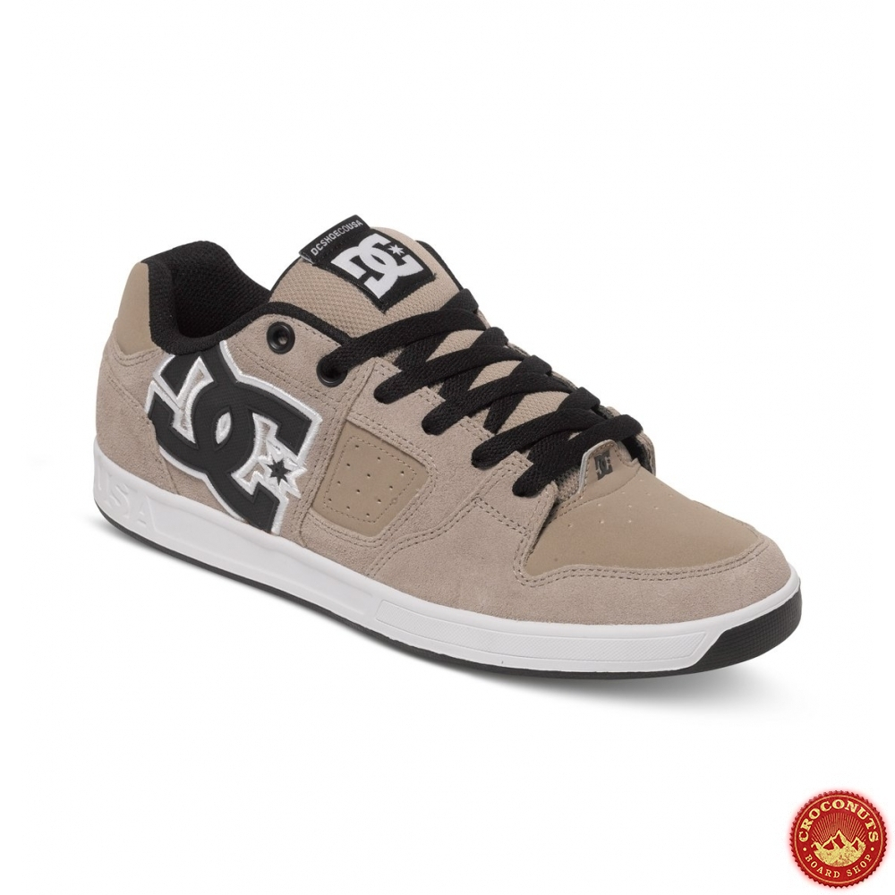 30% sur Chaussures DC Shoes Sceptor SD Grey Black   Shoes 01de29e1c26