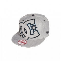 Casquette DC Double UP Dark Heather Grey 2016 pour