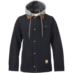 Veste Burton Dunmore True Black Oxford 2017
