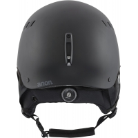Casque Anon Talan Black 2017