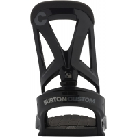 Fixations Burton Custom Black 2017