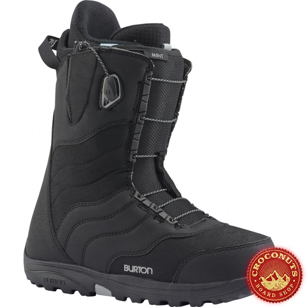 Boots Burton Mint Black 2018
