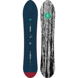 Board Burton Family Tree Branch Manager 2017 pour homme