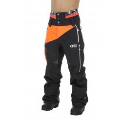 Pantalon Picture Duncan Black Neon Orange 2017 pour homme, pas cher