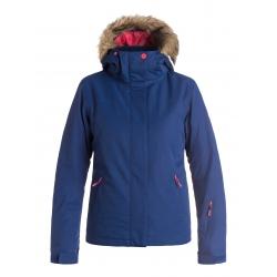Veste Roxy Jet Ski Solid Blue Print 2017 pour femme, pas cher