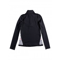 Top Roxy Keep It Warm True Black 2017