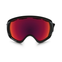 Masque Oakley Canopy Matte Black Prizm Torch Iridium 2017