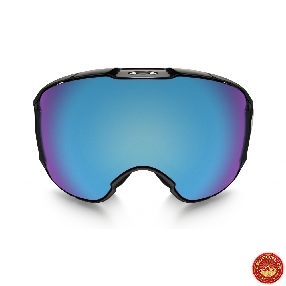masque oakley airbrake xl jet black prizm sapphire prizm hi pink snowboard oakley shop. Black Bedroom Furniture Sets. Home Design Ideas