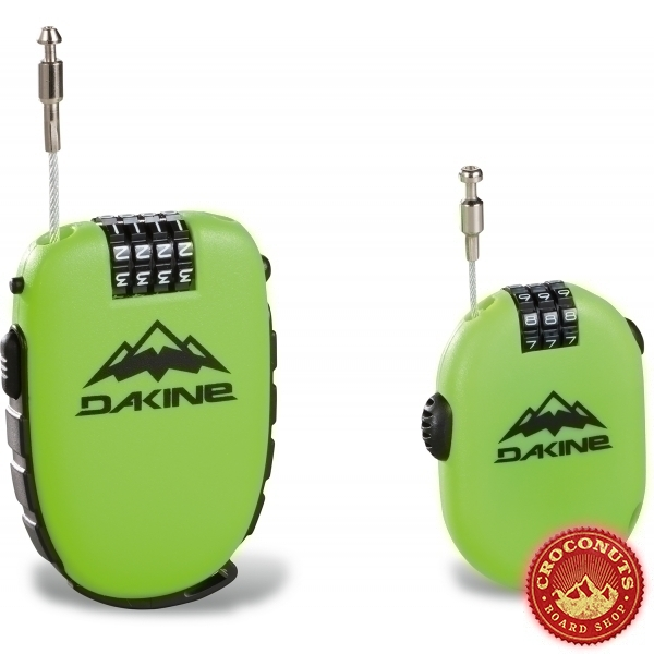 Cadenas Dakine Cool Lock Green 2018
