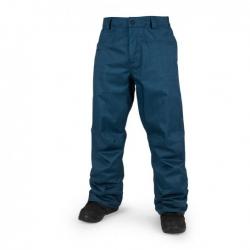 Pantalon Volcom Carbon Blue Black 2017 pour homme, pas cher