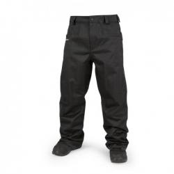 Pantalon Volcom Carbon Black 2017 pour homme, pas cher