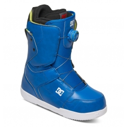 Boots Dc Shoes Scout Boa Nautical Blue 2017 pour homme, pas cher