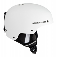 Casque DC Shoes Bomber White 2017
