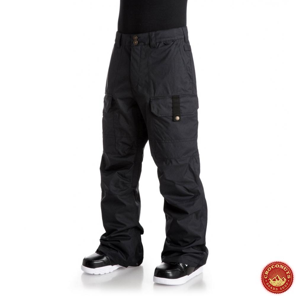 Dc Pantalon Cher Sur Black Pas Shoes 30 Code Snowboard pHnaqCgwxw