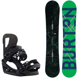 Pack Burton Custom X Camber + Fixations Burton Cartel Est Black 2017 pour homme, pas cher