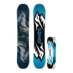 Board Jones Snowboard Mountain Twin 2017 pour homme, pas cher