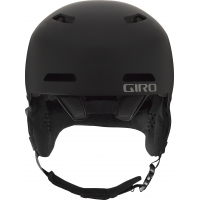 Casque Giro Ledge Mat Black 2017
