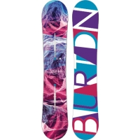 Pack Burton Feelgood Flying V + Burton Scribe Black Lavender 2017